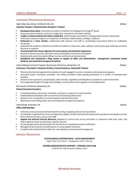 It Security Specialist Resume It Security Resume Template