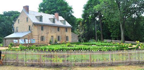 Bartram S Garden by Bartram S Garden Unveils New 19th Century Garden