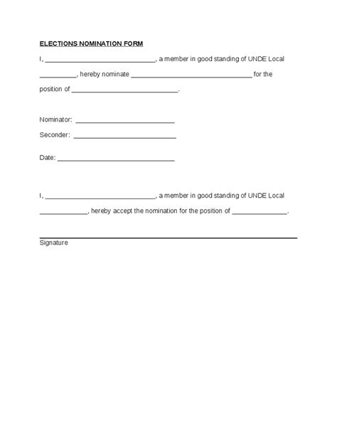 proxy voting form template 16 proxy voting form template doc 598771 membership