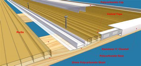 polycarbonate patio roof pergola cover diy patio cover kit polycarbonate patio