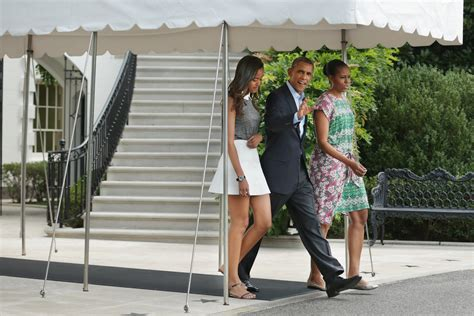 barack obama house barack obama and malia obama photos zimbio