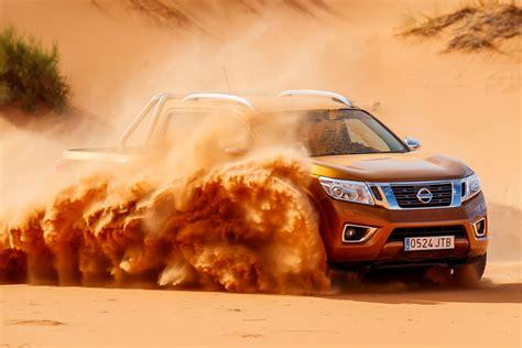 nissan navara sahara extreme roading sand dunes auto express
