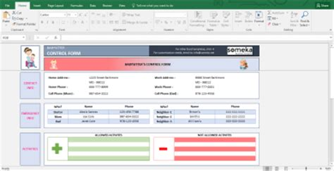 automatic family tree maker unique excel template
