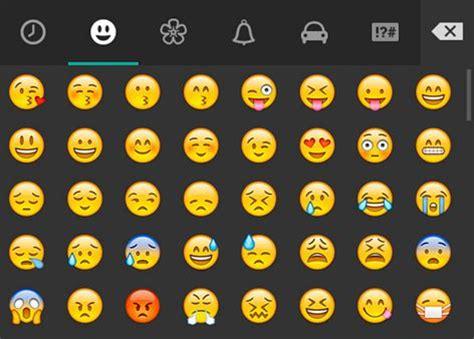 whatsapp imagenes tra whatsapp che cosa sono le emoticon scopri il significato