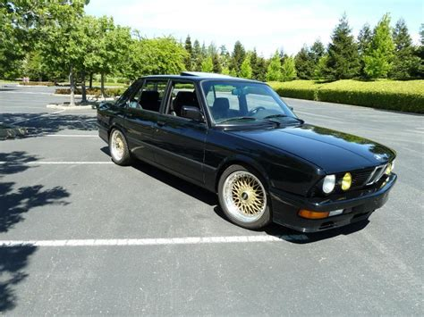 for sale 1988 bmw m5 with s54 engine picture