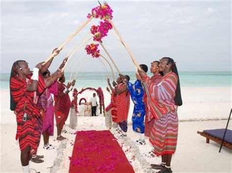 Wedding Cake Zanzibar by Bluebay Resort Spa Zanzibar Africa Wedding