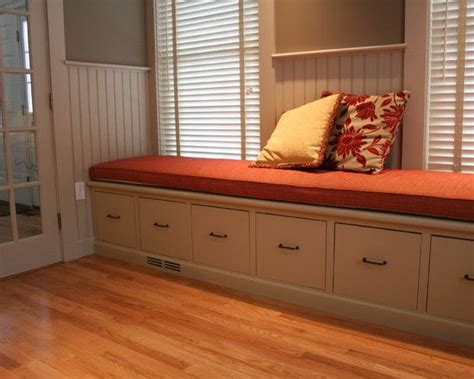 a bench seat from cabinets filing cabinet bench seating office