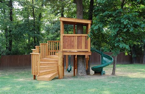 Cool Kids Tree Houses Designs: Be the Coolest Kids on the