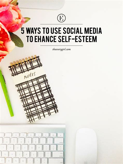 thesis about social media and self esteem 5 ways to use social media to enhance self esteem the