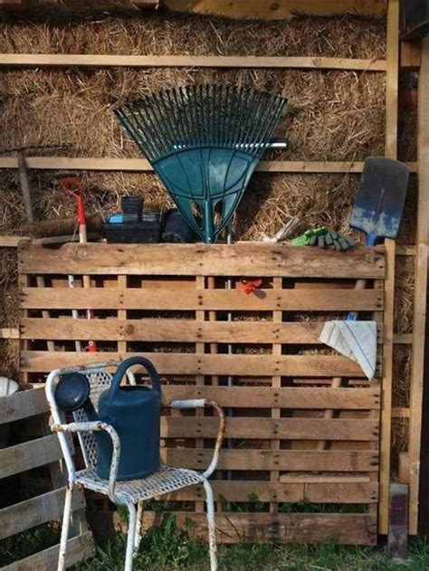 Space Saving Garden Storage And Organizing Tips Garden Tool Storage Ideas