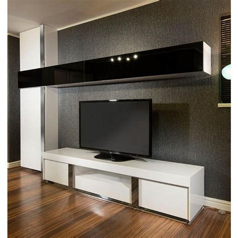 wall cabinet tv stand large tv stand plus wall mounted storage cabinet black