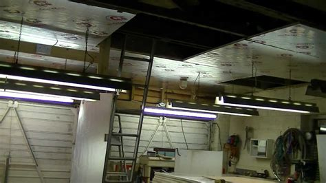 Garage Ceiling Insulation Board by Fitting Insulation Boards To A Garage Ceiling