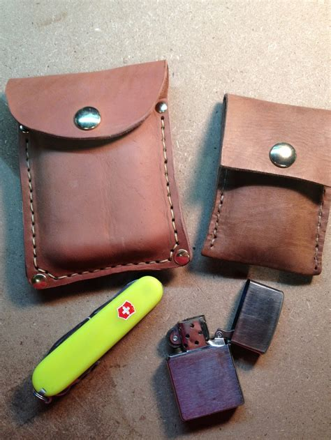 leather craft project ideas leather projects and ideas post a pic edcforums