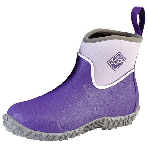 muck boot muckster ii ankle waterproof boots