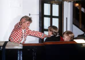 princess diana sons princess diana birthday most touching moments as a mom