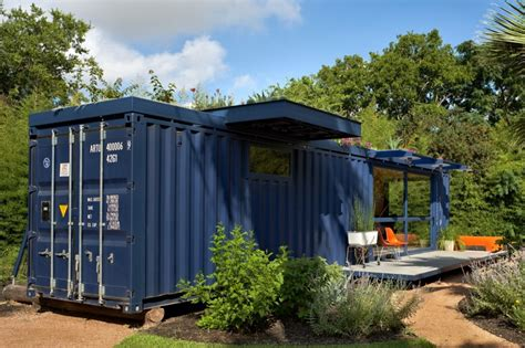 Shipping Container Homes: Poteet Architects Container