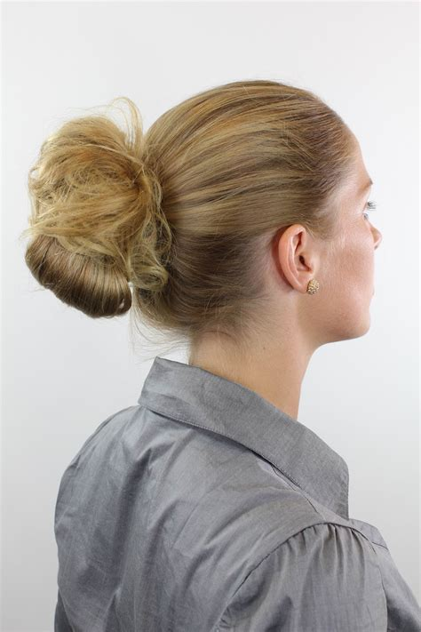 how do you put a pony tail scrunchie on short hair hairpiece synthetic hair scrunchy hairband hairband