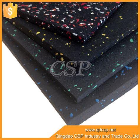 tappeto di gomma per palestra pesanti pavimenti in gomma palestra tappetini per il