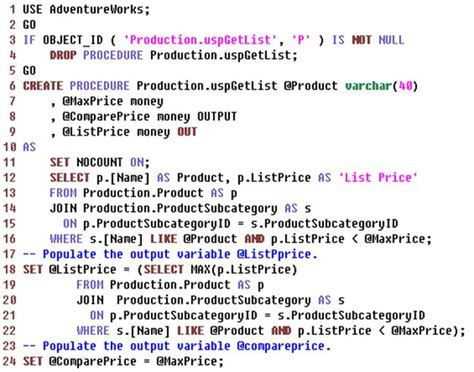 sql server stored procedure template stored procedure vs function in sql server