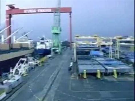 Hyundai Shipyard by Hyundai Vinashin Shipyard In