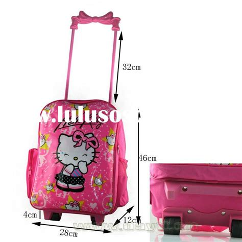 Sale Trolley Bag Hello hello trolley bag for sale price china