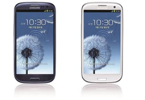 Samsung S3 Lte Korea Exynos Powered Galaxy S3 With Lte Coming To