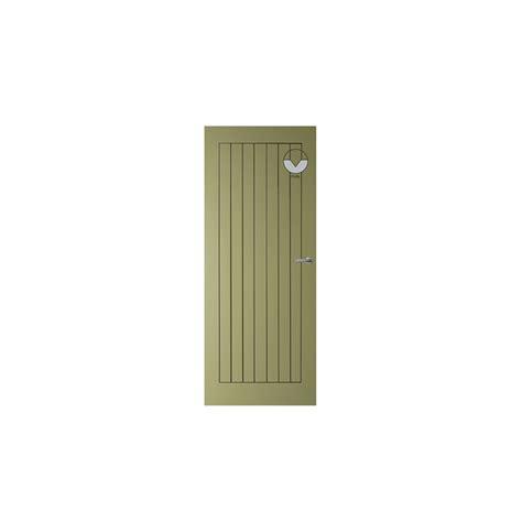 Hume Doors Timber Interior Door Accent Deluxe Primed Hume Interior Doors