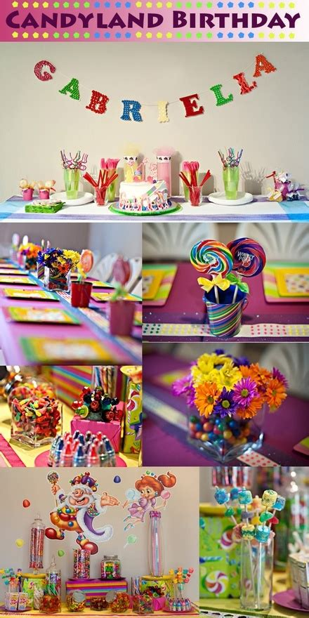 candyland themed decorating ideas candyland ideas myideasbedroom