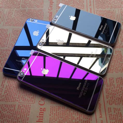 Iphone 5 5s Premium Colour Tempered Glass Depan Belakang Jual Diskon Hari Ini Tempered Glass High Quality Iphone