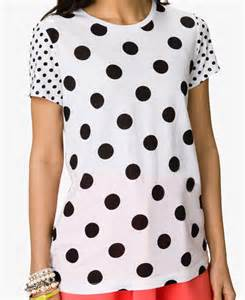 Dots T Shirt 8 stylish printed t shirts to wear this summer