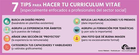 Plantilla De Un Buen Curriculum quiero hacer un curriculum de trabajo m 225 s de 25