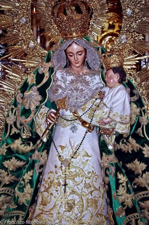 imagenes religiosas madrid virgen del rosario sevilla espa 241 a v 205 rgenes sevillanas y