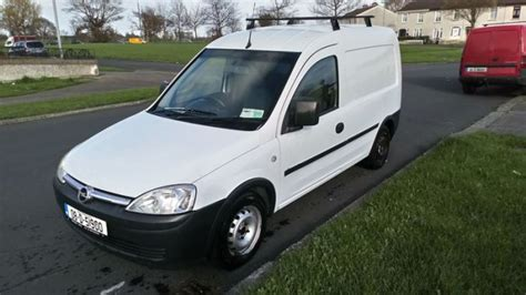 opel combo 2008 2008 opel combo doe for sale in walkinstown dublin