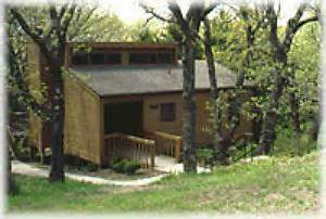mahoney state park cabins