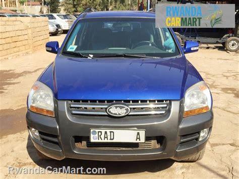 2005 Kia Gas Mileage Used Kia Suv 2005 2005 Kia Sportage Crdi Rwanda Carmart