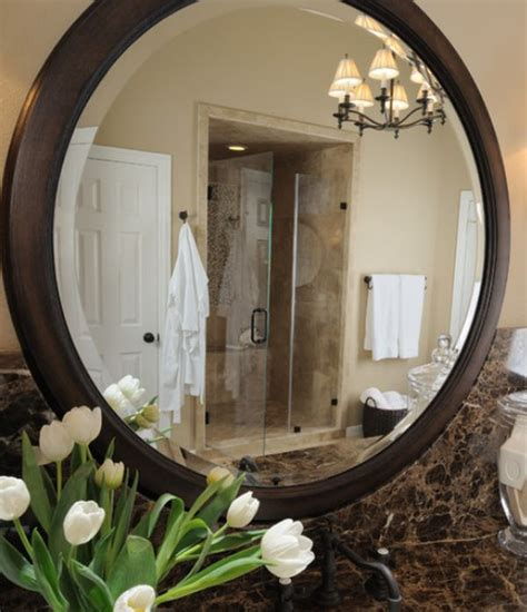 round bathroom wall mirrors mirror mirror on the wall bathroom mirrors