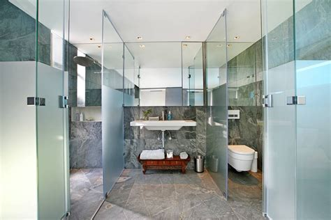 Modern Bathroom Design South Africa Cliff View Modern Spa House In Cape Town South Africa By