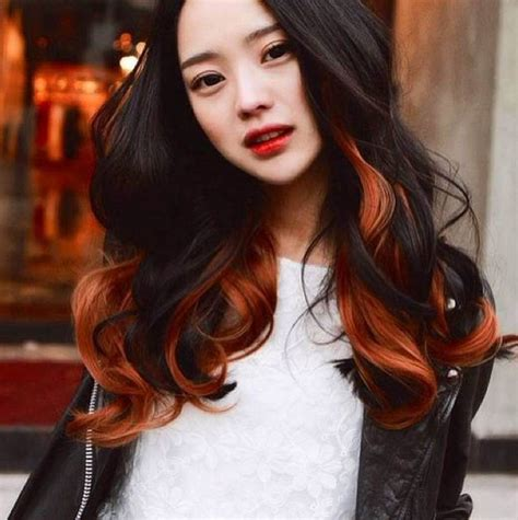 asian hair colors the best hair colors for asian hair world magazine