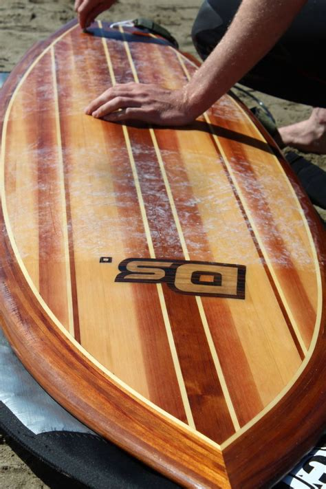 Handmade Wooden Surfboards - 1000 ideas about wooden surfboard on fish