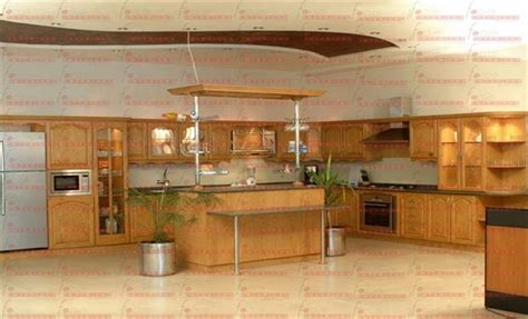 pakistani kitchen design pakistani solid wooden kitchen designs at home design