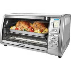 Black And Decker Convection Countertop Toaster Oven Black Amp Decker 6 Slice Digital Convection Toaster Oven