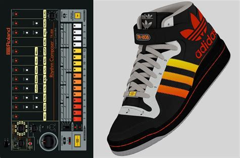 roland tr  adidas  fully functional news