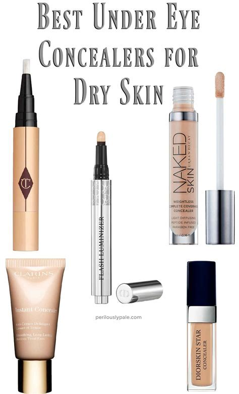 Best Under Eye Concealers for Dry Skin   Beauty Blogger