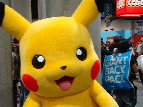 Pikachu Mascot 5 everything about pikachu pikachu mascot costume