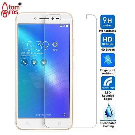 2pcs ultra thin 9h 0 26mm tempered glass screen protector