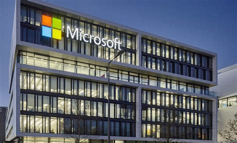 sede microsoft performance in lighting porta il led alla sede microsoft