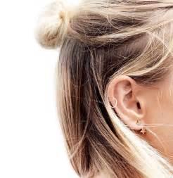 15 cool ear piercings we discovered on byrdie