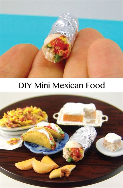 how is food made polymers tacos and so on