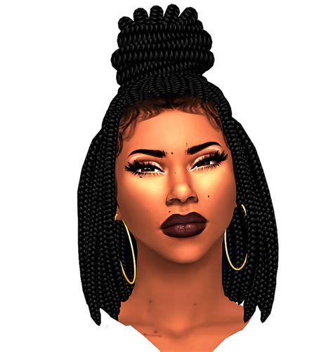Black Hairstyles Sims 4 by Top 5 Downloads On The Black Simmer Forum Xmiramira