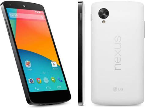 lg nexus 5 mobile price lg comments on the retail price of the nexus 5